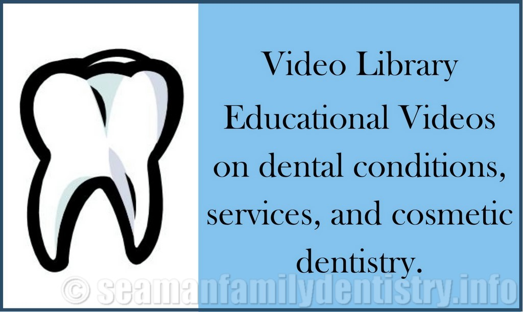Image Introduction to our educational dental video library